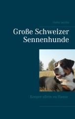 Große Schweizer Sennenhunde - Kooper allein zu Hause