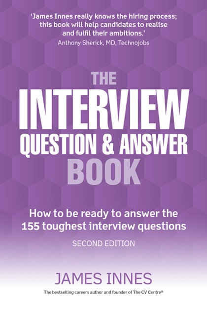 The Interview Question & Answer Book by James Innes on Apple Books