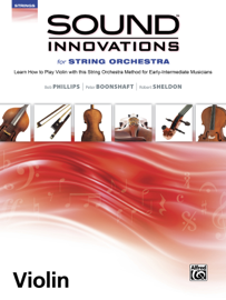 Sound Innovations for String Orchestra: Violin, Book 2