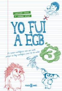 Yo fui a EGB 3 Book Cover
