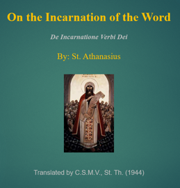 On the Incarnation of the Word