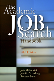 The Academic Job Search Handbook book