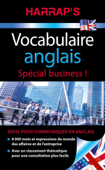 Harrap's Vocabulaire anglais business