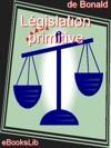 Lgislation Primitive