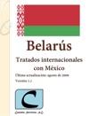 Belars - Tratados Internacionales Con Mxico