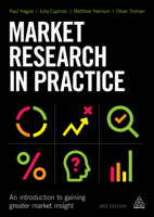 Matthew Harrison, Julia Cupman, Oliver Truman & Paul Hague - Market Research in Practice artwork