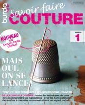 Savoir-faire Couture n°1 : BurdaStyle