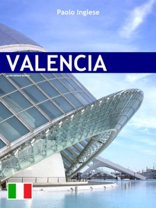 Valencia guida italiana italiano Book Cover