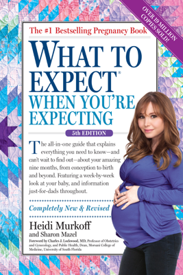 What to Expect When You're Expecting - Heidi Murkoff book