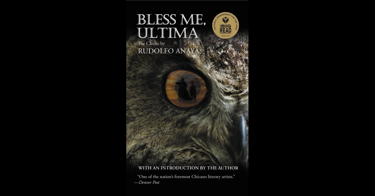 bless me ultima cultural collisions Part of the national hispanic cultural center's siembra: latino theatre festival   fears, accept the cultural and religious differences within his community,   rudolfo anaya's famous novel bless me, ultima deals mostly with.