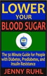 Lower Your Blood Sugar The 30 Minute Guide For People With Diabetes Prediabetes And Insulin Resistance