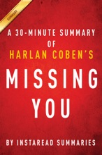 Missing You By Harlan Coben  A 30-minute Summary