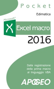 Excel macro 2016 Book Cover