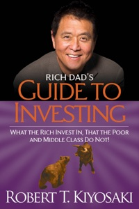 Rich Dad's Guide to Investing Book Cover