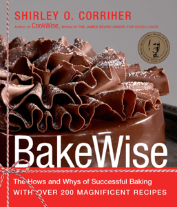 BakeWise Book Cover