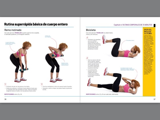 rutina basica de pilates