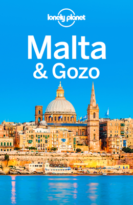 Malta & Gozo Travel Guide - Lonely Planet book