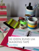 30 Ideen rund um Masking Tape
