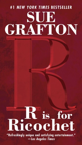 Sue Grafton - R Is For Ricochet