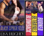 Download and Read Online Black Cipher Files Box Set
