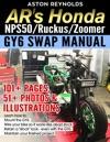ARs Honda NPS50RuckusZoomer GY6 Swap Manual