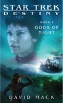 Star Trek Destiny Book I Gods Of Night