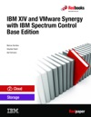 IBM XIV And VMware Synergy With  IBM Spectrum Control Base Edition