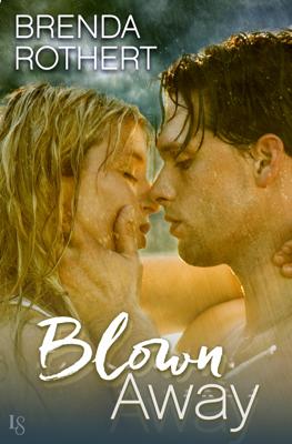 Blown Away - Brenda Rothert book