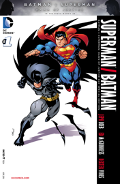Superman/Batman: Batman v Superman: Dawn of Justice Special Edition #1 book