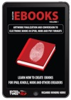 EBooks Collection - Artwork Finalization And Conversion To Electronic Books In EPub Mobi And PDF