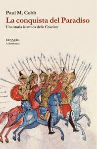 La conquista del Paradiso Copertina del libro