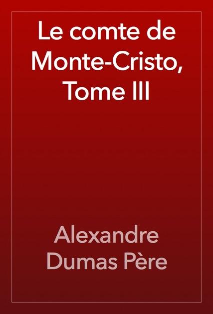 le comte de monte cristo pdf tome 3