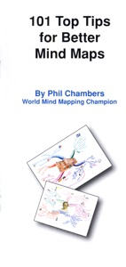 101 Top Tips For Better Mind Maps da Phil Chambers