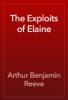 Arthur Benjamin Reeve - The Exploits of Elaine artwork