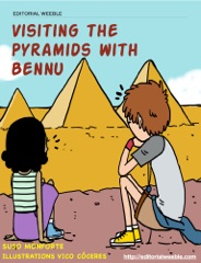 Visiting the Pyramids with Bennu