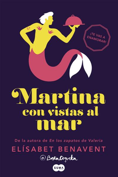 Martina con vistas al mar (Horizonte Martina 1) by Elísabet Benavent