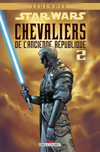 Star Wars - Chevaliers de l'Ancienne République T02. NED La couverture du livre martien