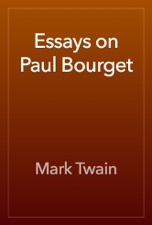 paul bourget
