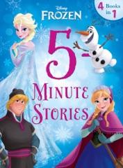 Frozen:  5-Minute Frozen Stories