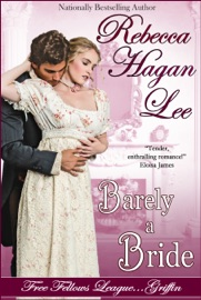 Barely a Bride - Rebecca Hagan Lee Book