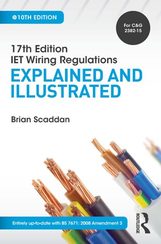 Peachy 17Th Edition Iet Wiring Regulations Design And Verification Of Wiring Database Gramgelartorg