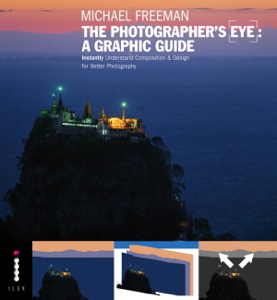 The Photographers Eye: A graphic Guide Libro Cover