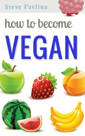 How to Become Vegan book