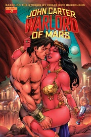 JOHN CARTER: WARLORD OF MARS #7