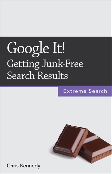 Google It!: Getting Junk-Free Search Results