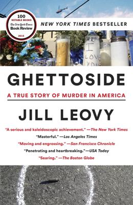 Ghettoside - Jill Leovy book