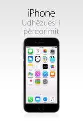 Udhëzuesi i përdorimit të iPhone për iOS 8.4