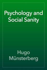 Psychology and Social Sanity book