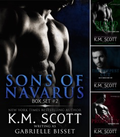 Sons of Navarus Box Set #2 PDF Download