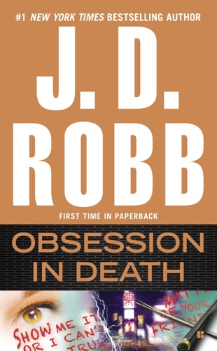 J. D. Robb - Obsession in Death